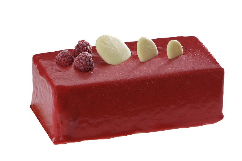 Dessert Glacé Eyrieux Bio Framboise Vanille Terre Adelice