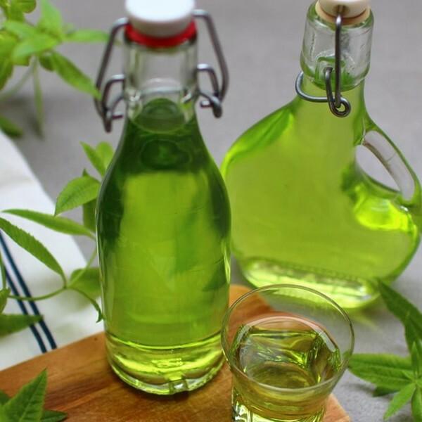 Liqueur de Verveine Bio Terre Adelice