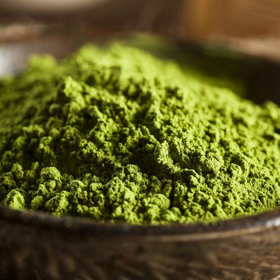 The Vert Matcha Bio Terre Adelice