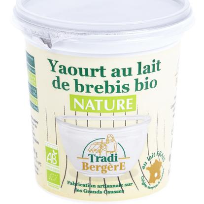 Yaourt de Brebis Bio Terre Adelice