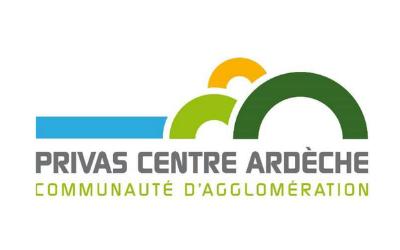 logo privas centre ardèche